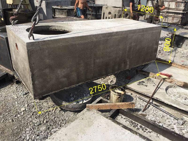 septik zhelezobetonniy monolitniy 2000 litrov
